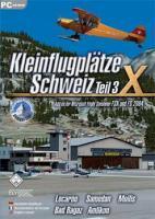 Kleinflugplätze Schweiz FSX Teil 3
